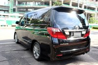 Toyota: ALPHARD S AUDIO LESS AT 2010 HITAM (IMG_9025.JPG)