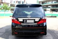 Toyota: ALPHARD S AUDIO LESS AT 2010 HITAM (IMG_9027.JPG)