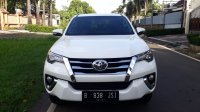 Jual Toyota Fortuner VRZ 2.4 Diesel Th'2016 Automatic
