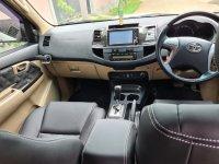Toyota: Termurah!!. Dijual fortuner   2014 G TRD diesel..mulus..cash/kredit