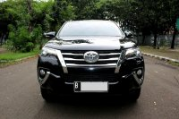 Jual Toyota: FORTUNER VRZ AT HITAM 2016 - GOOD CONDITION