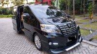 Jual Alphard: Toyota Alpard Exlusife kondisi istimewa