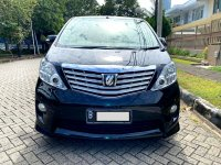 Jual Toyota: ALPHARD S AUDIO LESS AT HITAM 2010