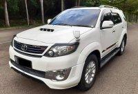 Toyota: Fortuner VNT TRD 2013 Diesel AT Putih