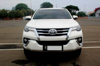 Jual TOYOTA FORTUNER SRZ AT 2016 PUTIH