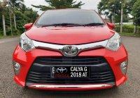 Jual Toyota Calya G AT 2018 DP15