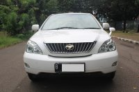 Jual TOYOTA HARRIER 2.4 AT PUTIH 2012