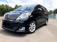 Jual Toyota: ALPHARD G ATPM HITAM 2014