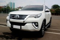 Jual TOYOTA FORTUNER SRZ AT PUTIH 2016