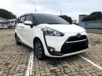 Jual Toyota: SIENTA V AT PUTIH 2019