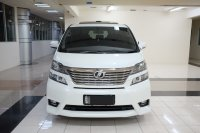 2011 Toyota VELLFIRE Z Audio Less Antik Good Condition TDP 96 JT