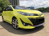 Jual Toyota: YARIS S TRD SPORTIVO AT KUNING 2019