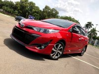 Jual Toyota: YARIS S TRD SPORTIVO AT MERAH 2019