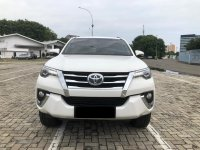 Jual Toyota: FORTUNER SRZ AT BENSIN PUTIH 2016
