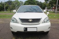 Jual TOYOTA HARRIER 2.4 AT 2012 PUTIH