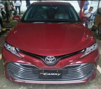 Toyota: Ready All New Camry V merah.. Langka