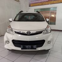 Jual Toyota Avanza Veloz Luxury AT 2014