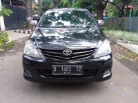 Toyota kijang innova G luxury AT 2011