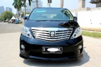 Jual Toyota: ALPHARD S AUDIOLESS AT HITAM 2010