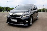 Jual TOYOTA VELLFIRE Z 2.4 GOLDEN EYE AT HITAM 2013