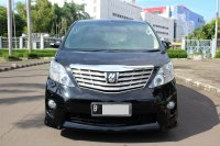 Jual TOYOTA ALPHARD S AUDIO LESS AT HITAM 2010