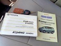Toyota: Innova G Manual bensin th 2005 asli DK warna Light Green Metalik (12.jpg)