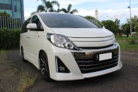 Jual TOYOTA ALPHARD GS AT PUTIH 2013