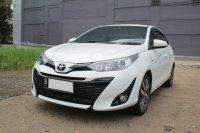 Jual TOYOTA YARIS G AT PUTIH 2019