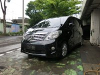Jual Toyota Alphard S Premium Sound AT Matic 2009