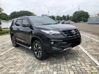 Jual Toyota: FORTUNER VRZ TRD AT HITAM 2018