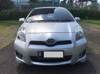 Jual TOYOTA YARIS E AT SILVER 2012