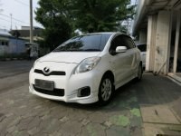 Jual Toyota Yaris E AT Matic 2013
