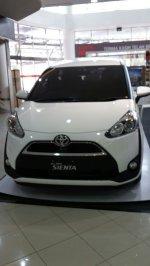Jual Promo Toyota Sienta DP ringan angsuran ringan