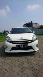 Toyota: Dp 10jt Agya G metic 2016 mulus (IMG-20210318-WA0155.jpg)