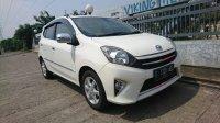 Toyota: Dp 10jt Agya G metic 2016 mulus (IMG-20210318-WA0158.jpg)