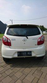 Toyota: Dp 10jt Agya G metic 2016 mulus (IMG-20210318-WA0147.jpg)