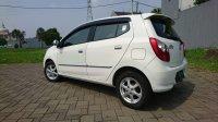 Toyota: Dp 10jt Agya G metic 2016 mulus (IMG-20210318-WA0148.jpg)