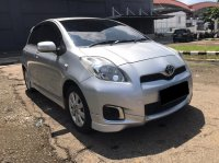 Toyota: YARIS E AT SILVER 2012 (WhatsApp Image 2021-03-09 at 14.54.57.jpeg)