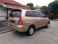 Toyota Innova tipe G 2.0 A/T  2005 bensin pemilik langsung (9.jpeg)