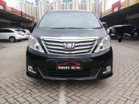 Jual TOYOTA ALPHARD X 2.4 AT