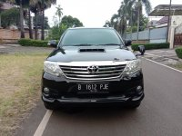 Jual Toyota Fortuner G TRD Luxury 2.7cc Bensin Automatic Thn.2012