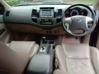 Toyota Fortuner G TRD Luxury 2.7cc Bensin Automatic Thn.2012 (7.jpg)