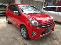 Jual Toyota: Dp 9jt Agya G manual 2016 mulus
