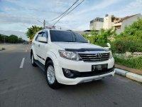 Jual Toyota: Fortuner 2.5G TRD M/T, Low KM, Seperti baru (CASH)