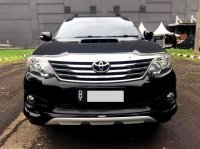 Jual Toyota: FORTUNER G TRD AT HITAM 2013
