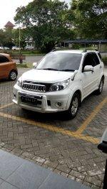 Dijual cepat Toyota Rush Manual Tipe G Limited Edition 2014