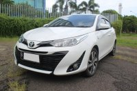 Jual TOYOTA YARIS G AT  2019 PUTIH