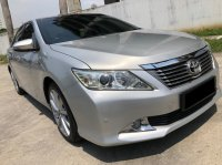 Jual TOYOTA CAMRY 2.5G AT SILVER 2012