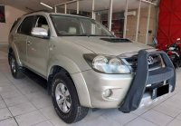 Toyota Fortuner G Lux 2.7 AT 2008 Bensin