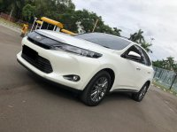 Jual Toyota: HARRIER PREMIUMSOUND AT PUTIH 2014
